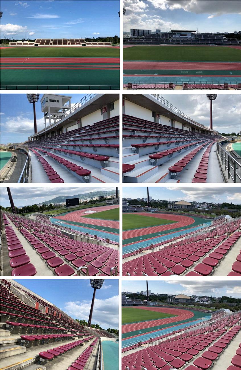 タピック県総ひやごんスタジアム(第1種公認競技場)
